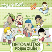 Detonautas para Bebês (Viva o Rock)