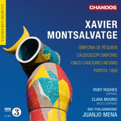Montsalvatge: Simfonia de rèquiem - Calidoscopi Simfònic - 5 Canciones negras - Partita 1958