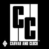 carvar & clock