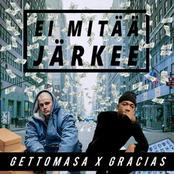 Ei mitää järkee (feat. Gracias) - Single