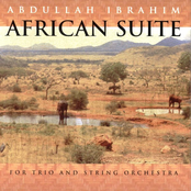 African Suite - for Trio And String Orchestra