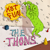 The Thons - Hot Fun Artwork