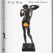 Django Django - Born Under Saturn Artwork