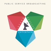 Album cover of Inform - Educate - Entertain, by Public Service Broadcasting