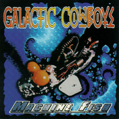 Galactic Cowboys: Machine Fish