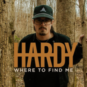 Hardy: WHERE TO FIND ME