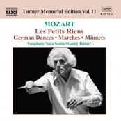 MOZART: Les Petits Riens  (Tintner Edition 11)