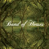 Band of Horses - Everything All the Time Artwork