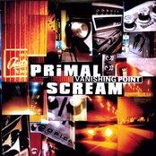 Primal Scream - Vanishing Point Artwork