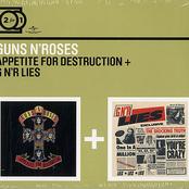 2 for 1: Appetite for Destruction + G N'R Lies