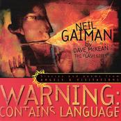 Neil Gaiman: Warning: Contains Language (disc 1)