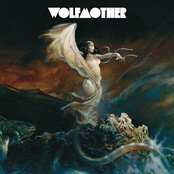 Album cover of Wolfmother, by Wolfmother
