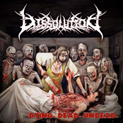 Dissolution: Dying. Dead. Undead.