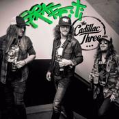 The Cadillac Three: Graffiti
