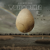 Album cover of Cosmic Egg, by Wolfmother