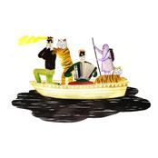 Man Man: On Oni Pond