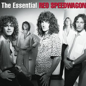 The Essential REO Speedwagon cover art