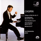 Jon Nakamatsu: Chopin: Selected Works