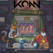 Koan Sound: The Adventures of Mr. Fox EP