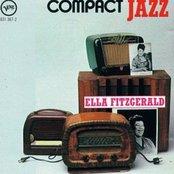 Ella Fitzgerald - Compact Jazz: Ella Fitzgerald Artwork
