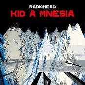 Radiohead - Kid A Mnesia Artwork