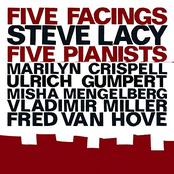 Lacy, Steve: Five Facings, Five Pianists
