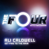 Ali Caldwell: Set Fire To The Rain (The Four Performance)