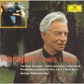 Berlin Philharmonic: Vivaldi: The Four Seasons; L'estro armonico / Bach: Brandenburg Concertos Nos.3 & 5; Suite No.3