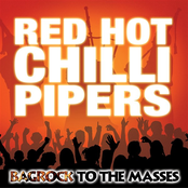 Red Hot Chilli Pipers: Bagrock To The Masses