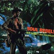 Bob Marley & the Wailers - Soul Rebels Artwork