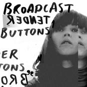 Broadcast - Tender Buttons Artwork