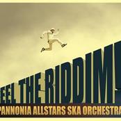 Pannonia Allstars Ska Orchestra - Hungarian Dish