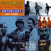 Toots and the Maytals: 54-46 Was My Number - Anthology (1964-2000)