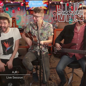 Jam in the Van - AJR (Live Session)