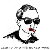 leonid and his boxed wine