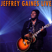 Jeffrey Gaines: Jeffrey Gaines Live