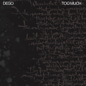 Dego - My Standards Are (Not) Too High