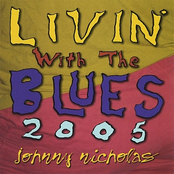 Johnny Nicholas: Livin' With The Blues