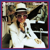 Poster for Greatest Hits by Elton John
