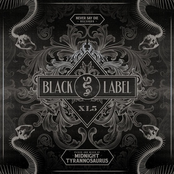 Midnight Tyrannosaurus: Black Label XL 5