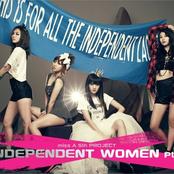 Independent Women Part III
