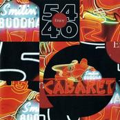 54-40: Smilin' Buddha Cabaret