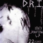 D.R.I: Dirty Rotten LP