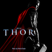 Thor OST cover art
