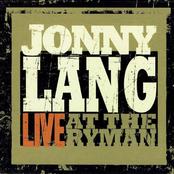 Jonny Lang: Live at the Ryman