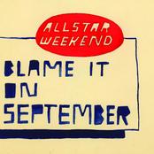 Blame It On September