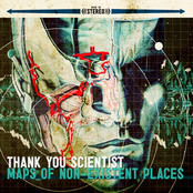 Thank You Scientist: Maps of Non-Existent Places