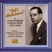 PORTER, Cole: Let's Misbehave! (1927-1940) cover art