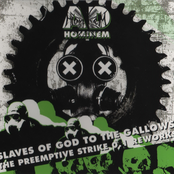 Slaves Of God To The Gallows (The Preemptive Strike 0.1 Reworks) (EP)