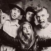 Red Hot Chili Peppers f13f58b790b148289d71e63f51b1c7a8